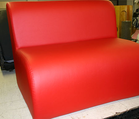 Commercial Couch Reupholstery in West Chester, PA