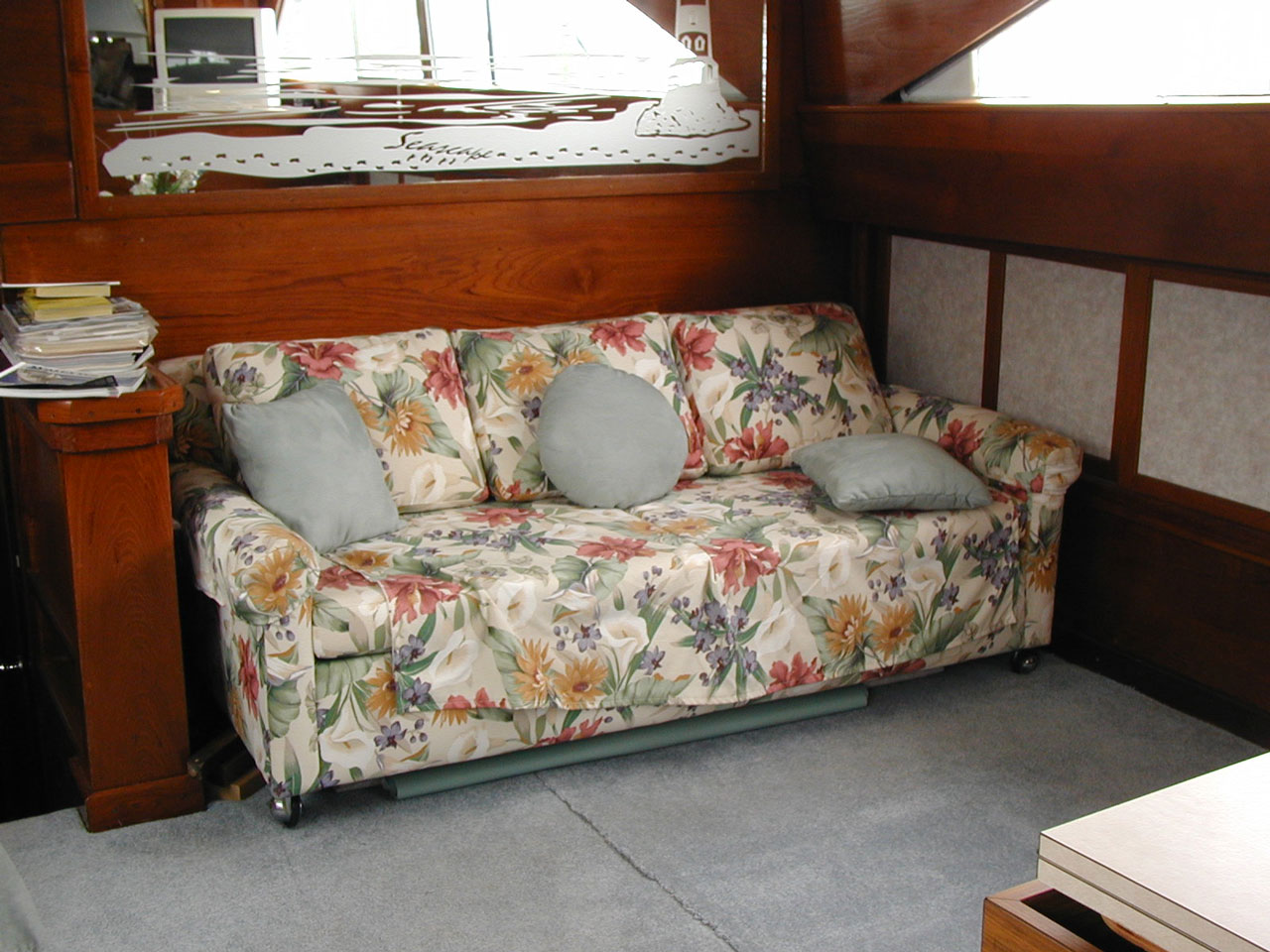 Marine Furniture Upholstery